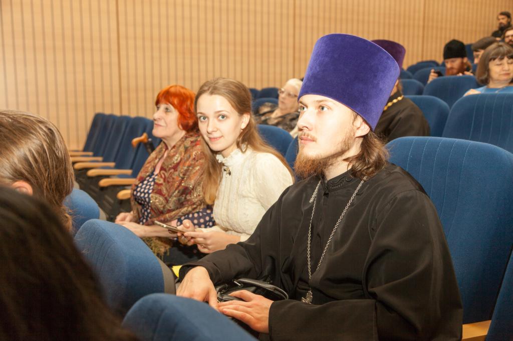 Епархиальная конференция «Нравственные ценности и СМИ»